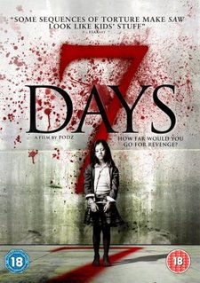 Filme Poster 7 Days DVDRip RMVB Legendado