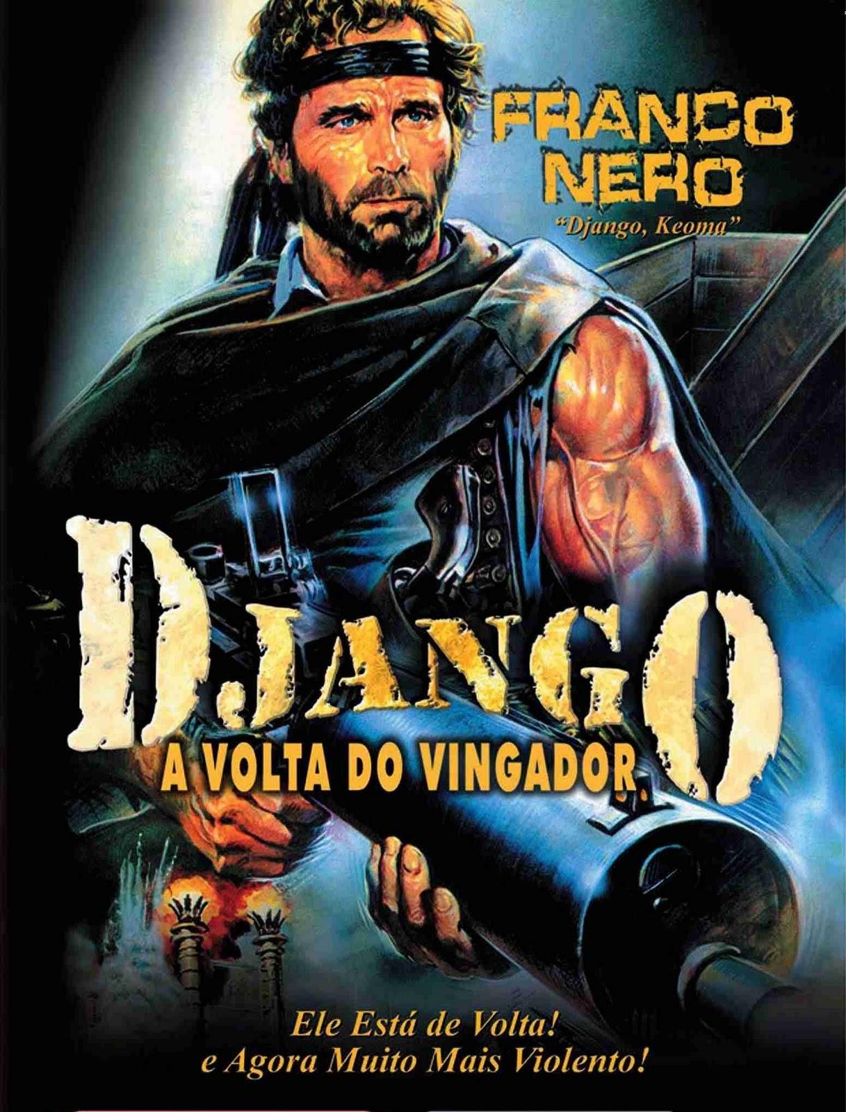 Django A Volta do Vingador (Dublado)