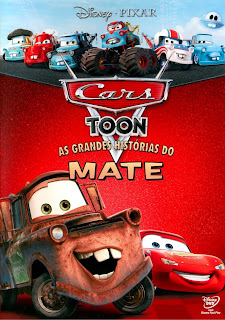 Cars Toon: As Grandes Histórias Do Mate