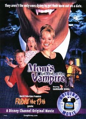 Mamãe Saiu Com Um Vampiro (Dublado)