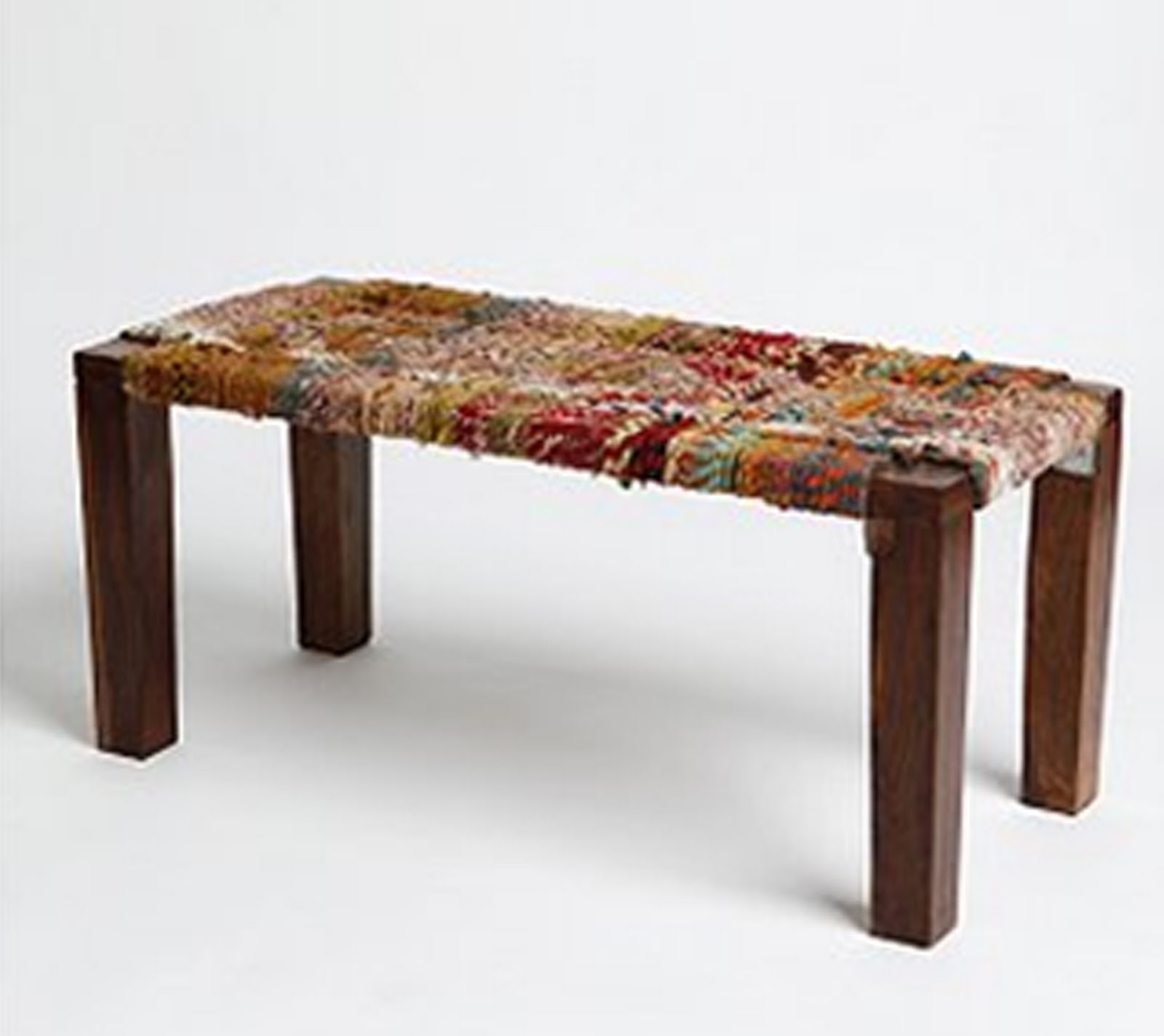 Rg The Shop Library Ludhiana Woven Bench