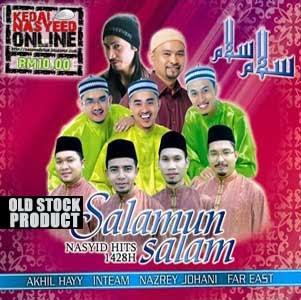 Salamun Salaam - Nazrey Johani