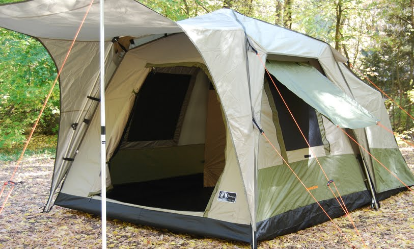 Choosing the Right Size Family Tent & Family Tent Camping : 12/12/10 - 12/19/10