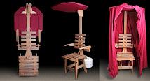Set Sauna Mudahalih/portable sauna tent
