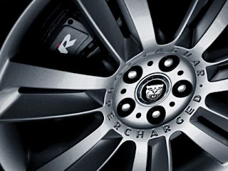 Jaguar XFR Wheels