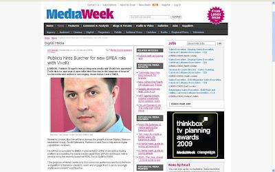 VivaKi Nick Burcher Media Week
