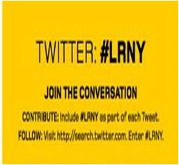 Land Rover #LRNY Twitter promotion