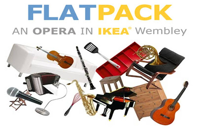IKEA Flatpack the Opera