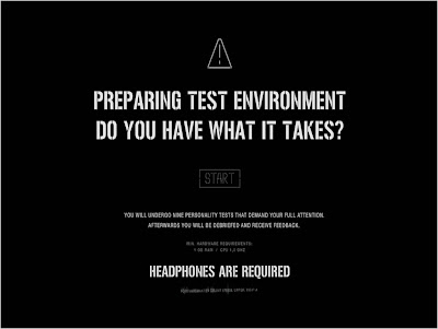 Swedish Army recruitment test