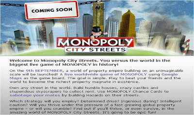 Monopoly City Streets