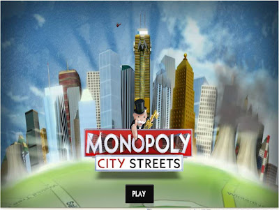 Monopoly City Streets Home Page