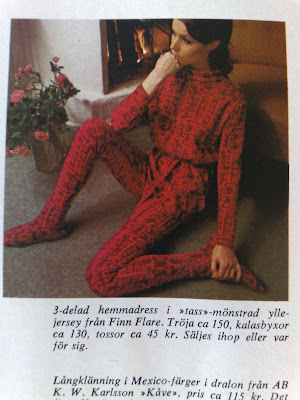 Hem o Fritid fashion Jan 1967