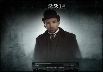 221b Sherlock Holmes Facebook game