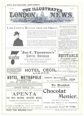 221b Sherlock Holmes London News clue