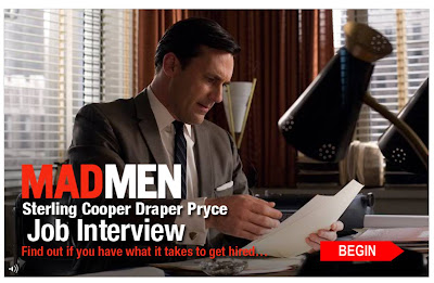 Mad Men Job Interview