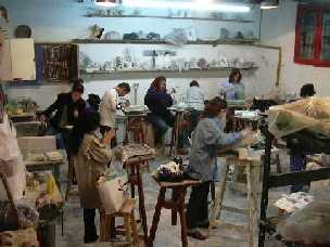 Escuela de artes plasticas de Avellaneda