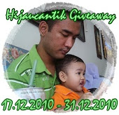 'Hijaucantik Giveaway'