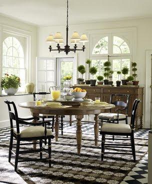 Martha Stewart Dining Room Colors
