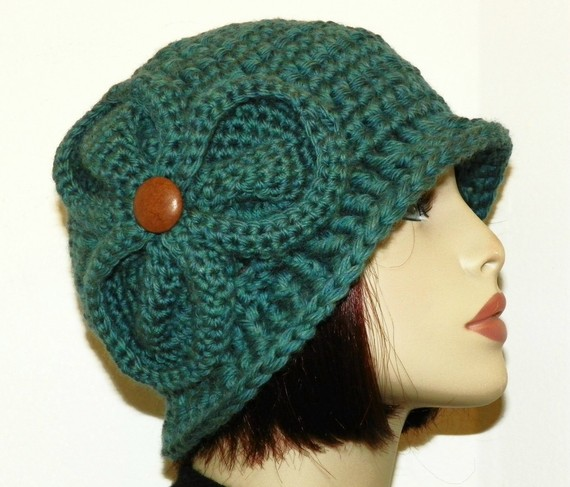 Crochet Hat Pattern Cloche : Cloche Crochet Pattern ? Crochet Club