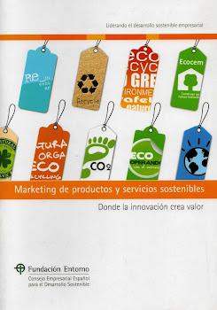 Publicación de la Fundación Entorno sobre Marketing sostenible