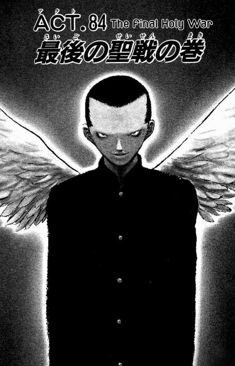 Angel Densetsu chap 84
