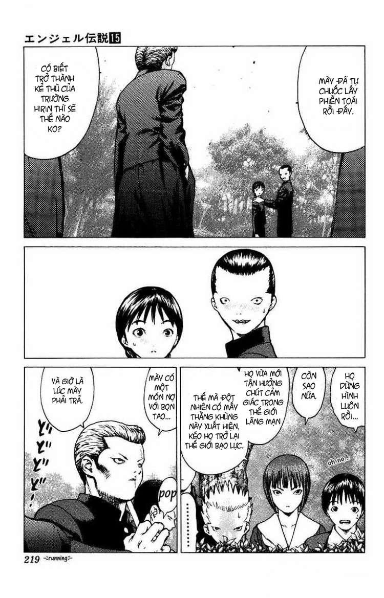 Angel Densetsu chap 84 – Kết thúc Trang 2 - Mangak.info