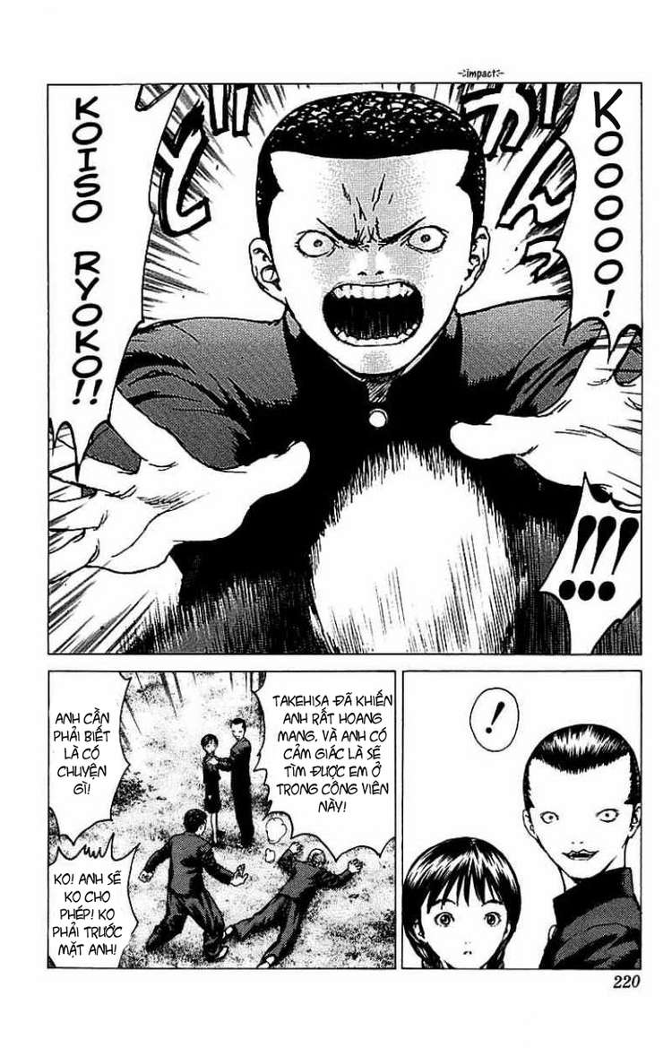 Angel Densetsu chap 84 – Kết thúc Trang 3 - Mangak.info