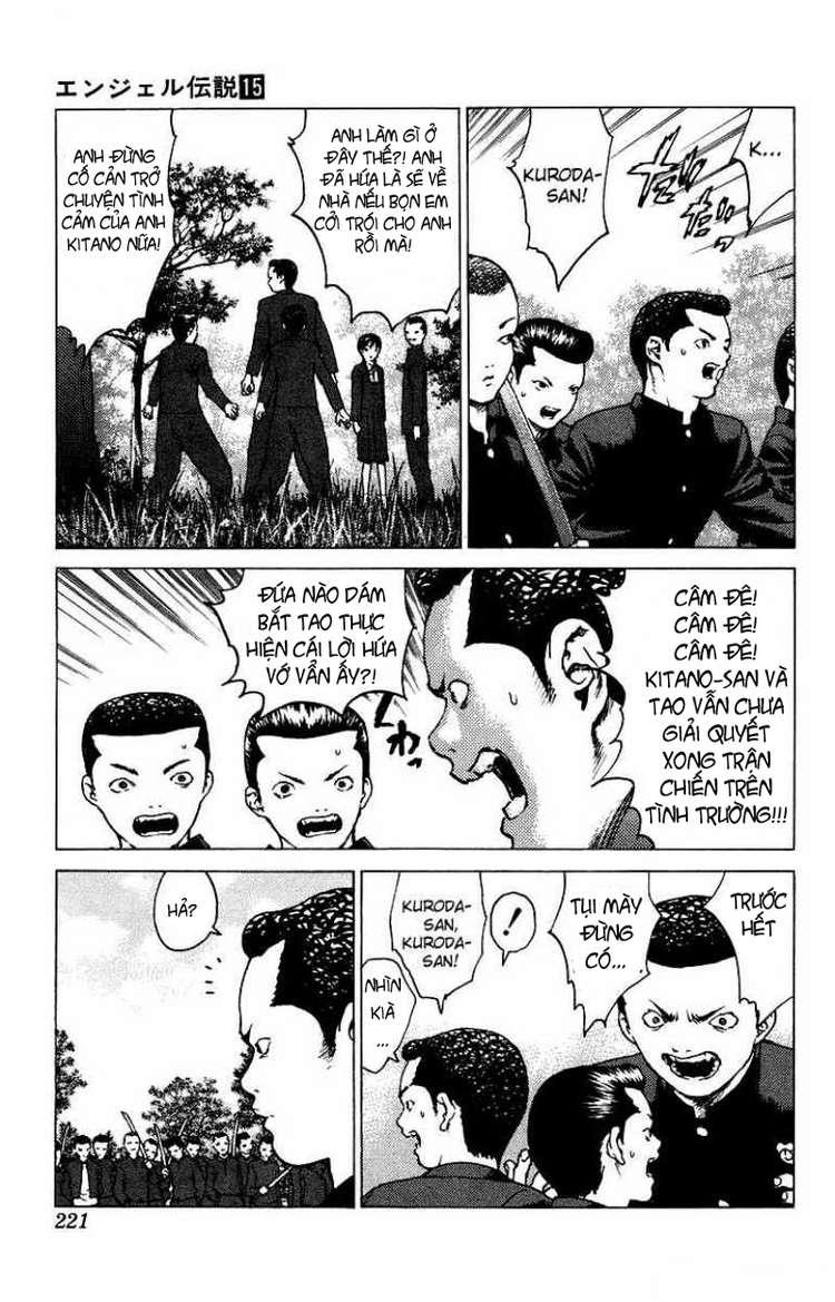 Angel Densetsu chap 84 Trang 4