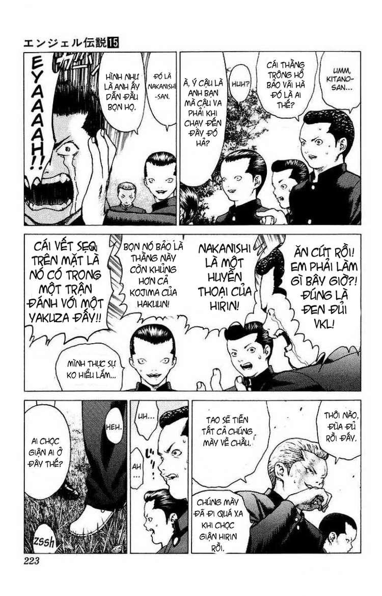 Angel Densetsu chap 84 Trang 6