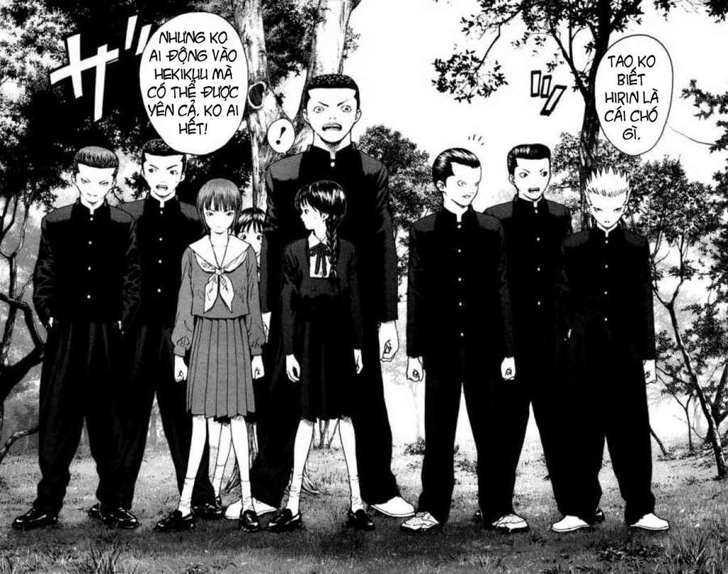 Angel Densetsu chap 84 – Kết thúc Trang 7 - Mangak.info