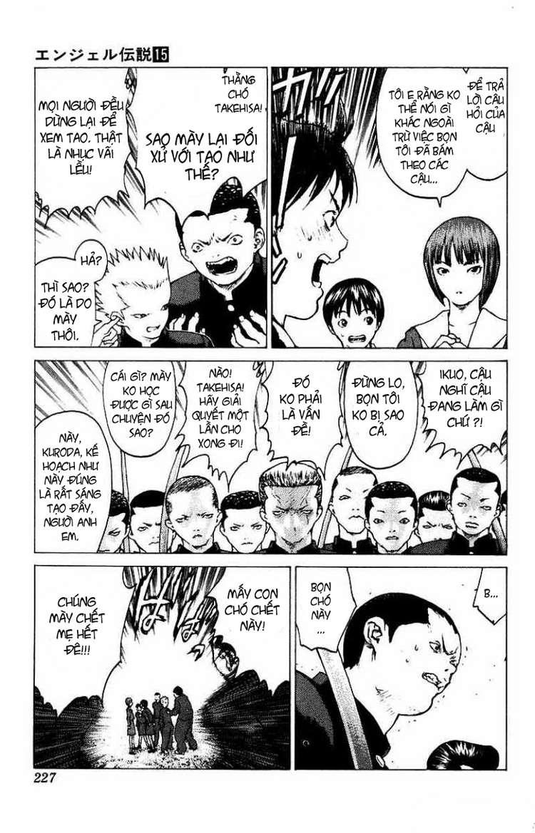 Angel Densetsu chap 84 – Kết thúc Trang 9 - Mangak.info