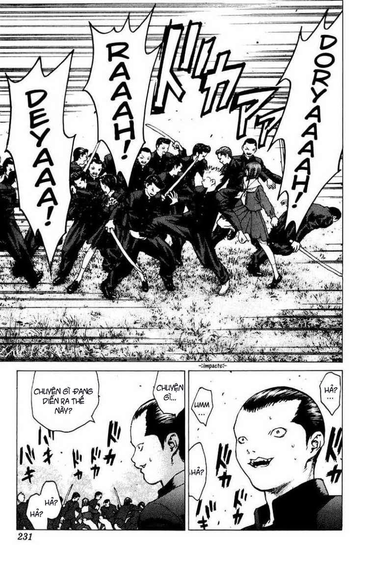 Angel Densetsu chap 84 – Kết thúc Trang 13 - Mangak.info