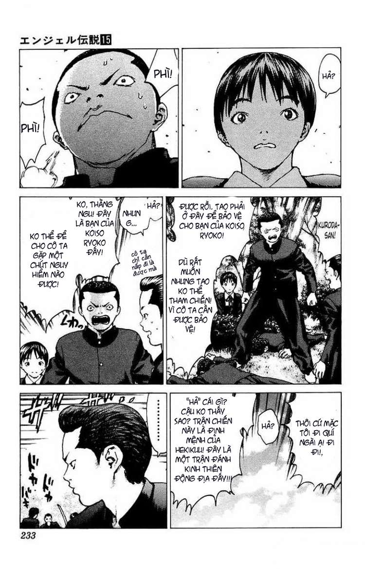 Angel Densetsu chap 84 – Kết thúc Trang 15 - Mangak.info