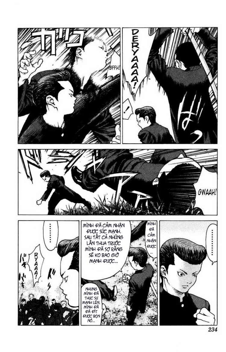 Angel Densetsu chap 84 Trang 16