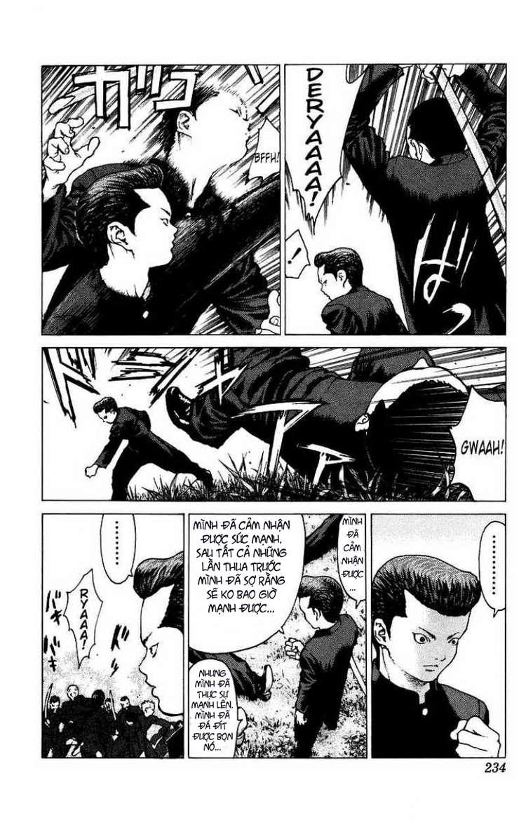 Angel Densetsu chap 84 – Kết thúc Trang 16 - Mangak.info