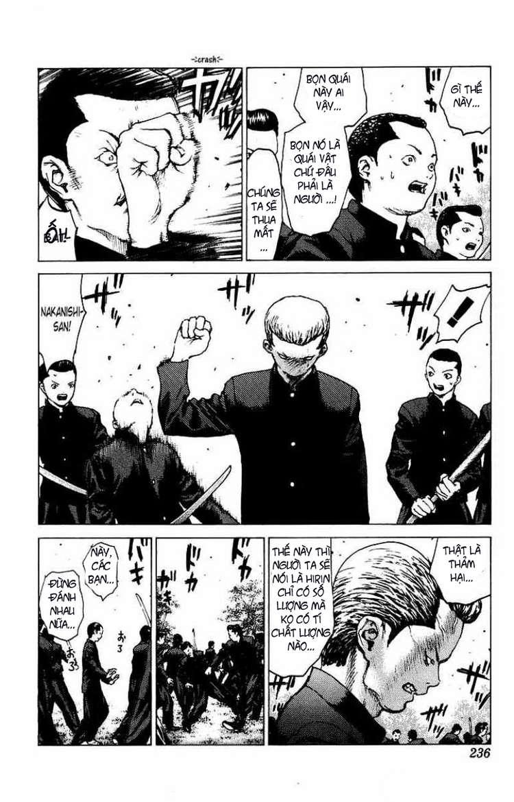 Angel Densetsu chap 84 Trang 18