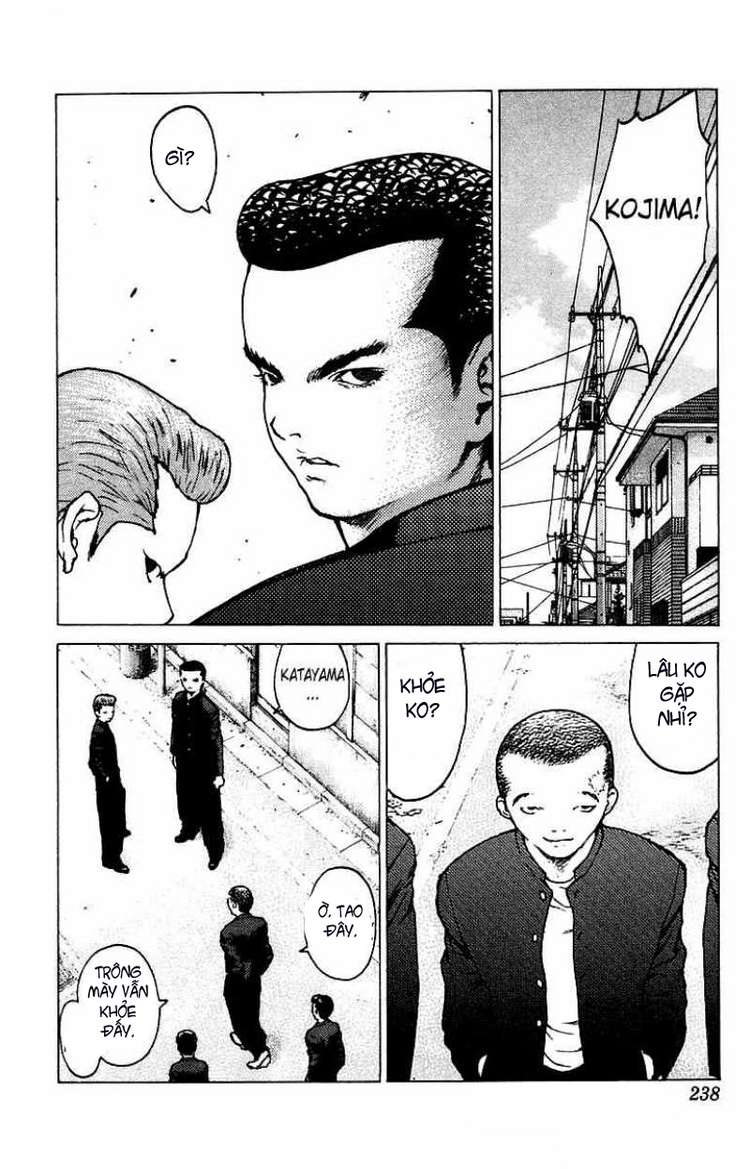 Angel Densetsu chap 84 – Kết thúc Trang 20 - Mangak.info