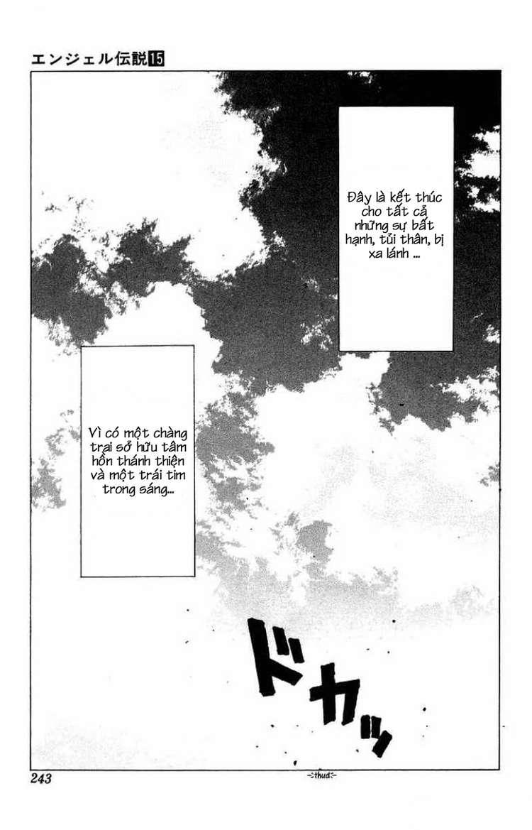 Angel Densetsu chap 84 – Kết thúc Trang 25 - Mangak.info