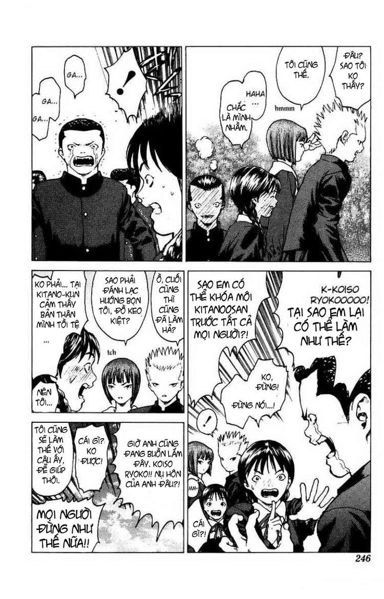 Angel Densetsu chap 84 – Kết thúc Trang 28 - Mangak.info