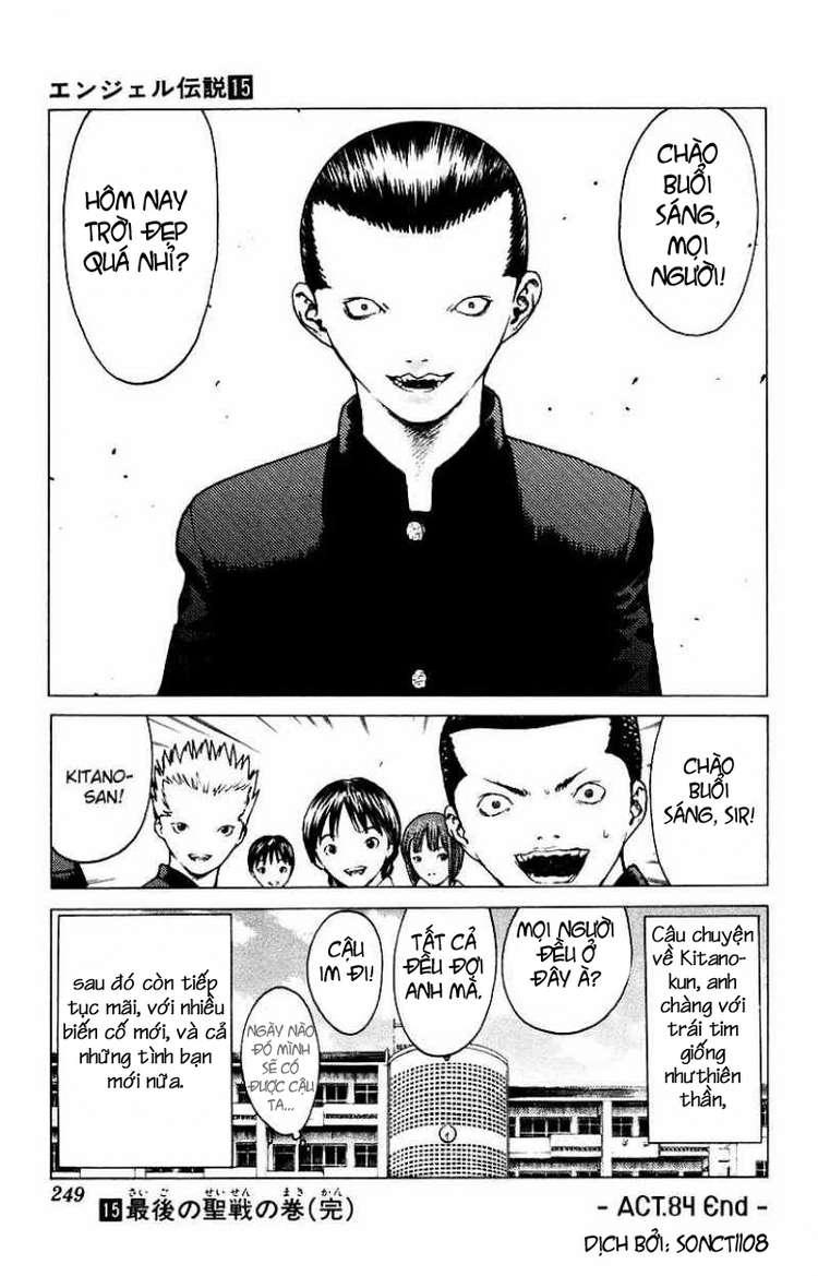Angel Densetsu chap 84 – Kết thúc Trang 31 - Mangak.info