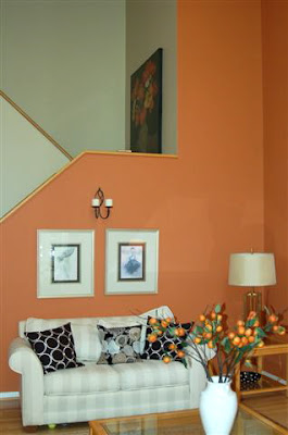 Hi, Gail! That Terracotta Can Get Old, Canu0027t It? And Doing Such A Strong  Color In A Semi Open Plan Is Tricky, For Sure.