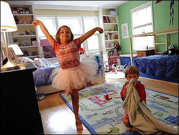 When Kids Share A Room Little Things Mean A Lot Bossy Color Annie Elliott Interior Design
