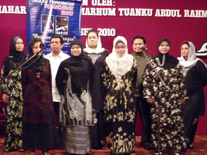 Koir Lagu Malaysia Indah karya Umi, lagu ciptaan Tuan Hj Mohd Anim Suleiman