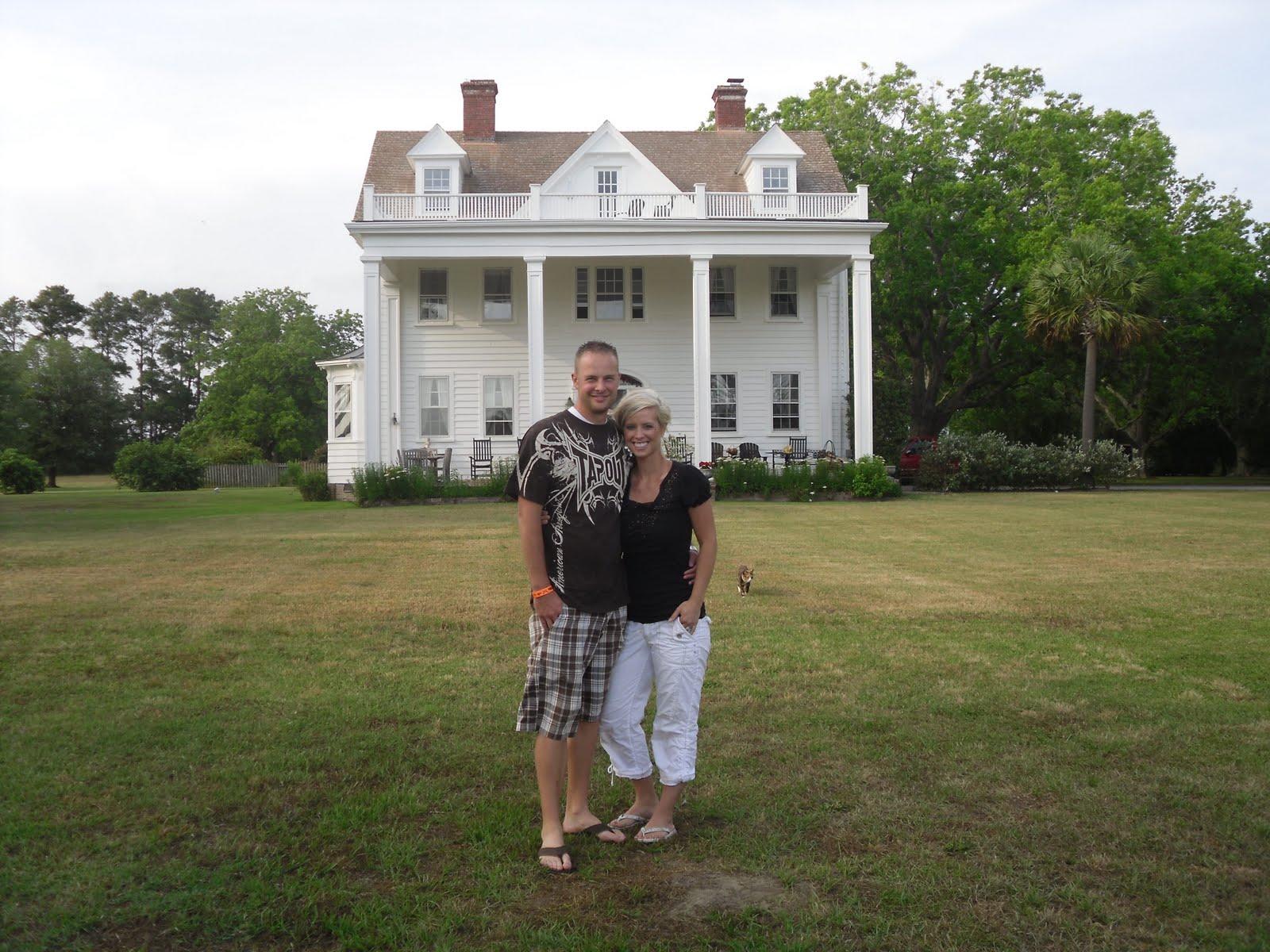 Travis mindi and braelynn eames charleston sc the for The carolina house