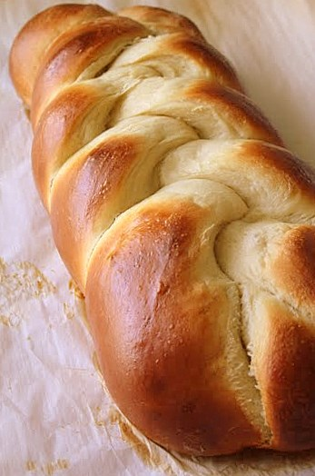 Jane's Sweets & Baking Journal: So This is Challah