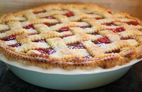 ... Journal: Mission Accomplished: Michigan Cherry Pie with Lattice Crust