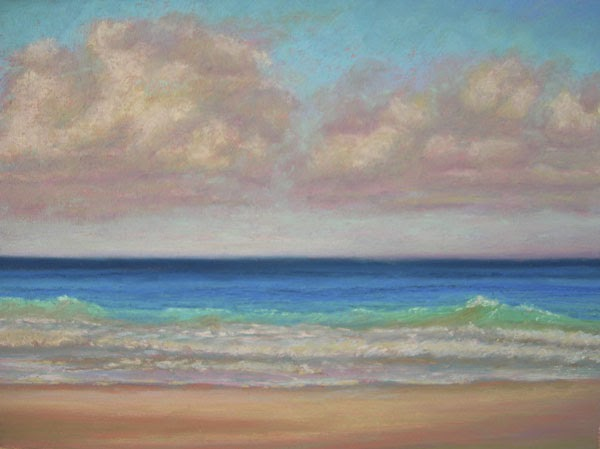 How To Paint Tropical Beach Complete Video Acrylic