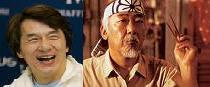 Jacky Chan as Miyagi