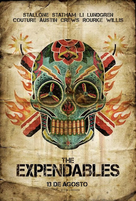 expendables movie poster mexican