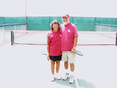 On The Pickleball Courts In Surprise